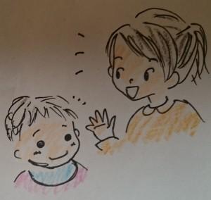 新生児の抱っこ・向き癖で頭が変形!抱っこでママも腱鞘炎!その対策