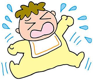赤ちゃんが発熱したときのおウチでのケア方法