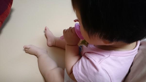 9カ月からの離乳食の注意点と赤ちゃんの歯のお手入れ